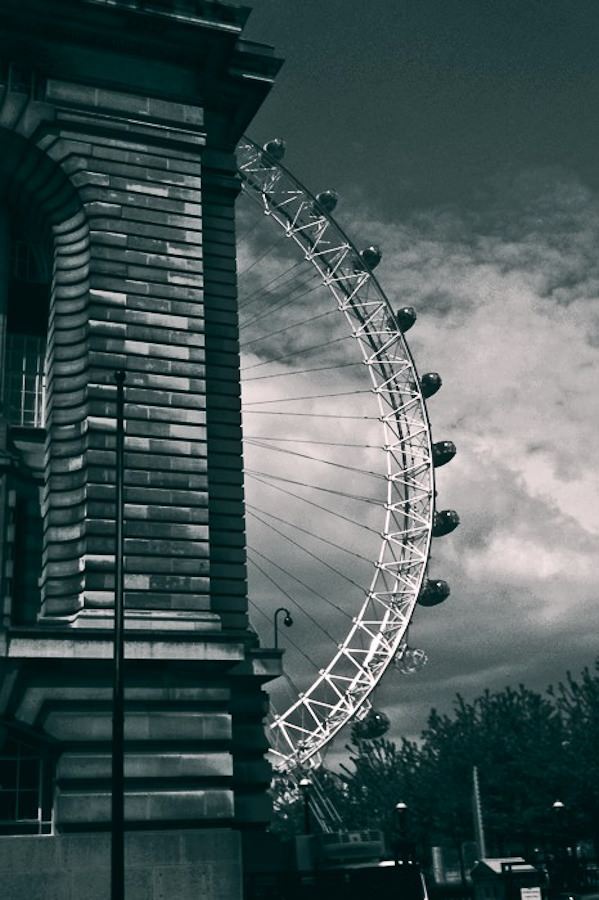 The London Eye, Westminster, London