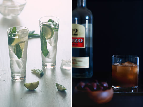 ouzo cocktails