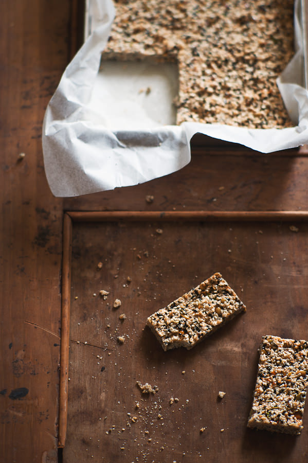 Greek pasteli recipe