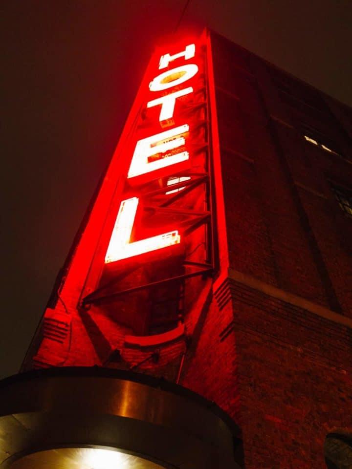 Wythe Hotel Brooklyn New York