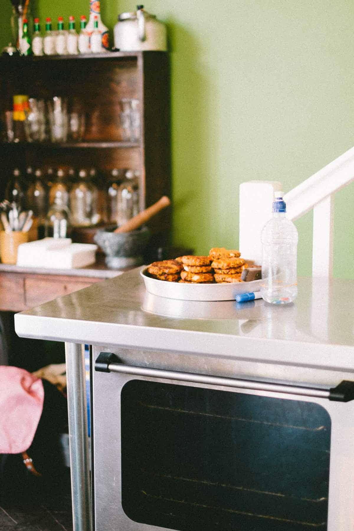 Horner and Pratt cafe