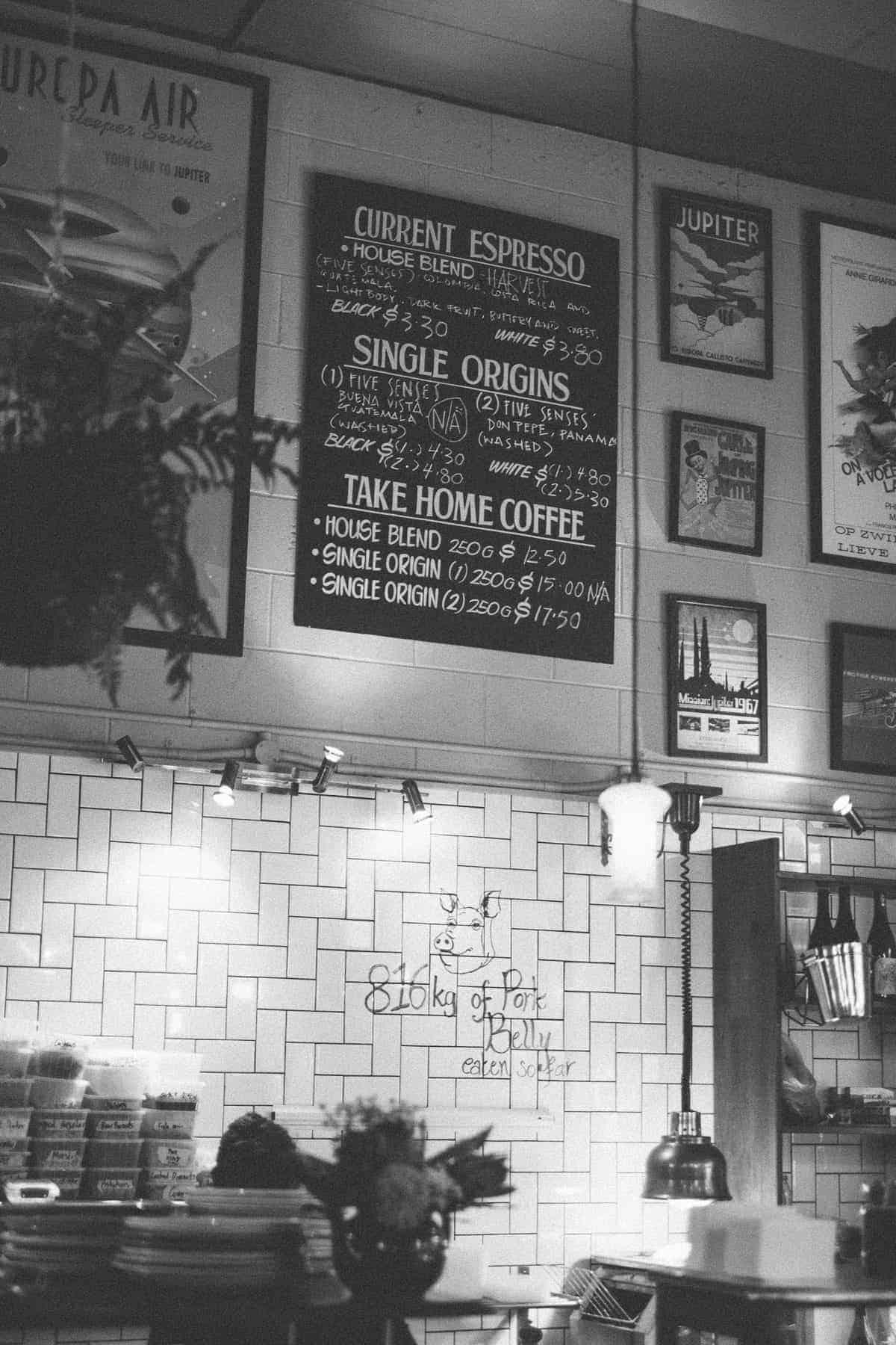Hey Jupiter cafe Adelaide