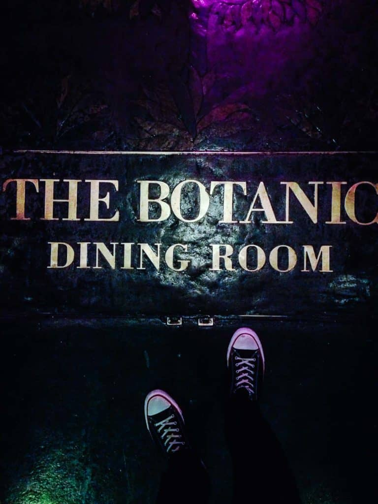 The Botanic Hotel Dining Room Adelaide South Australia