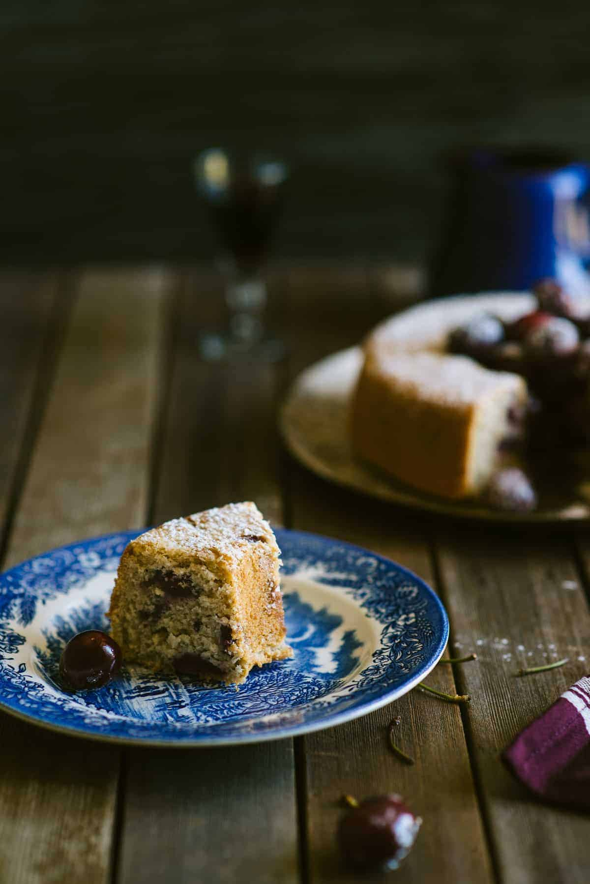 cherry and coconut cake recipe