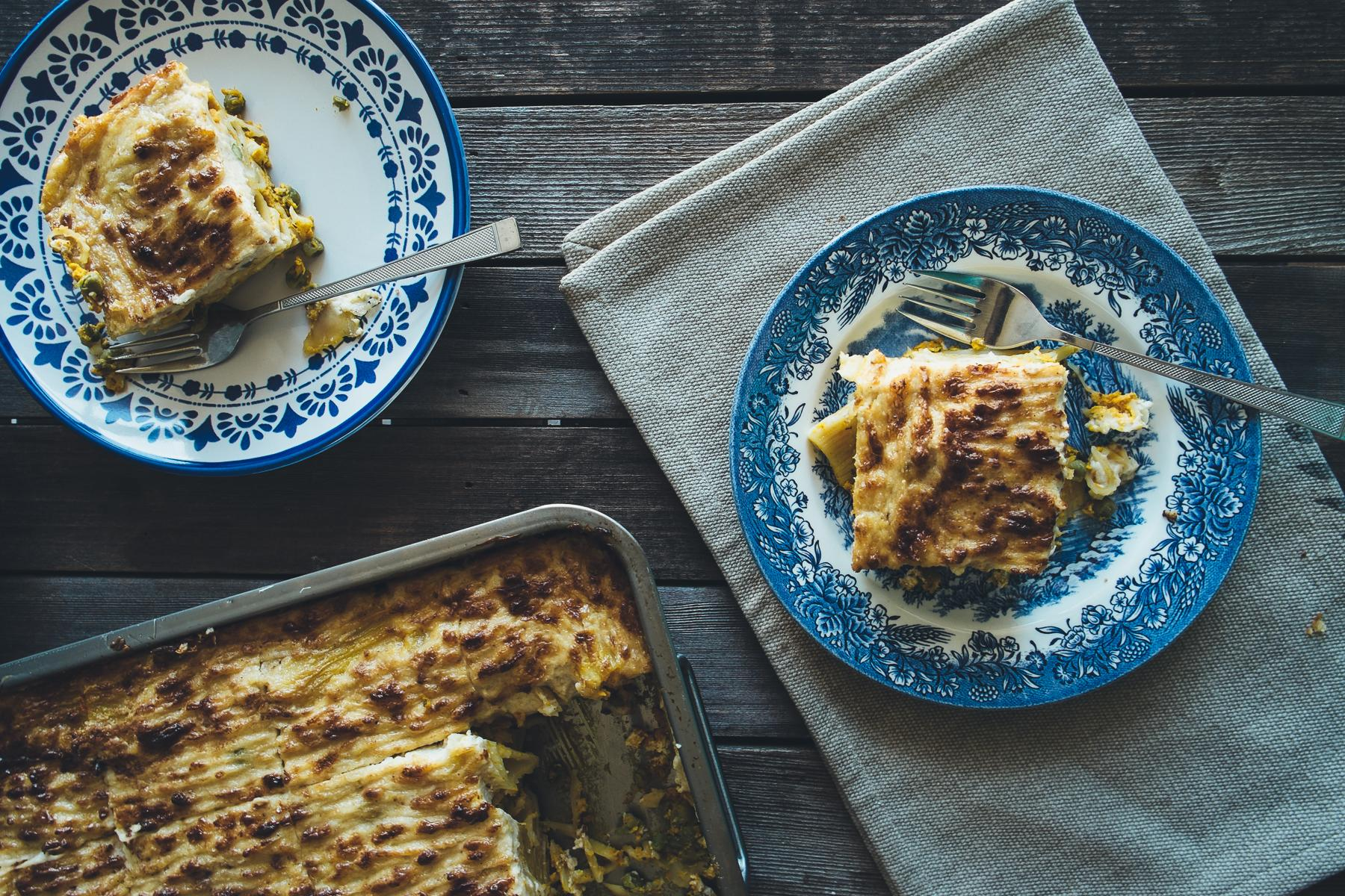 pumpkin pastitsio recipe