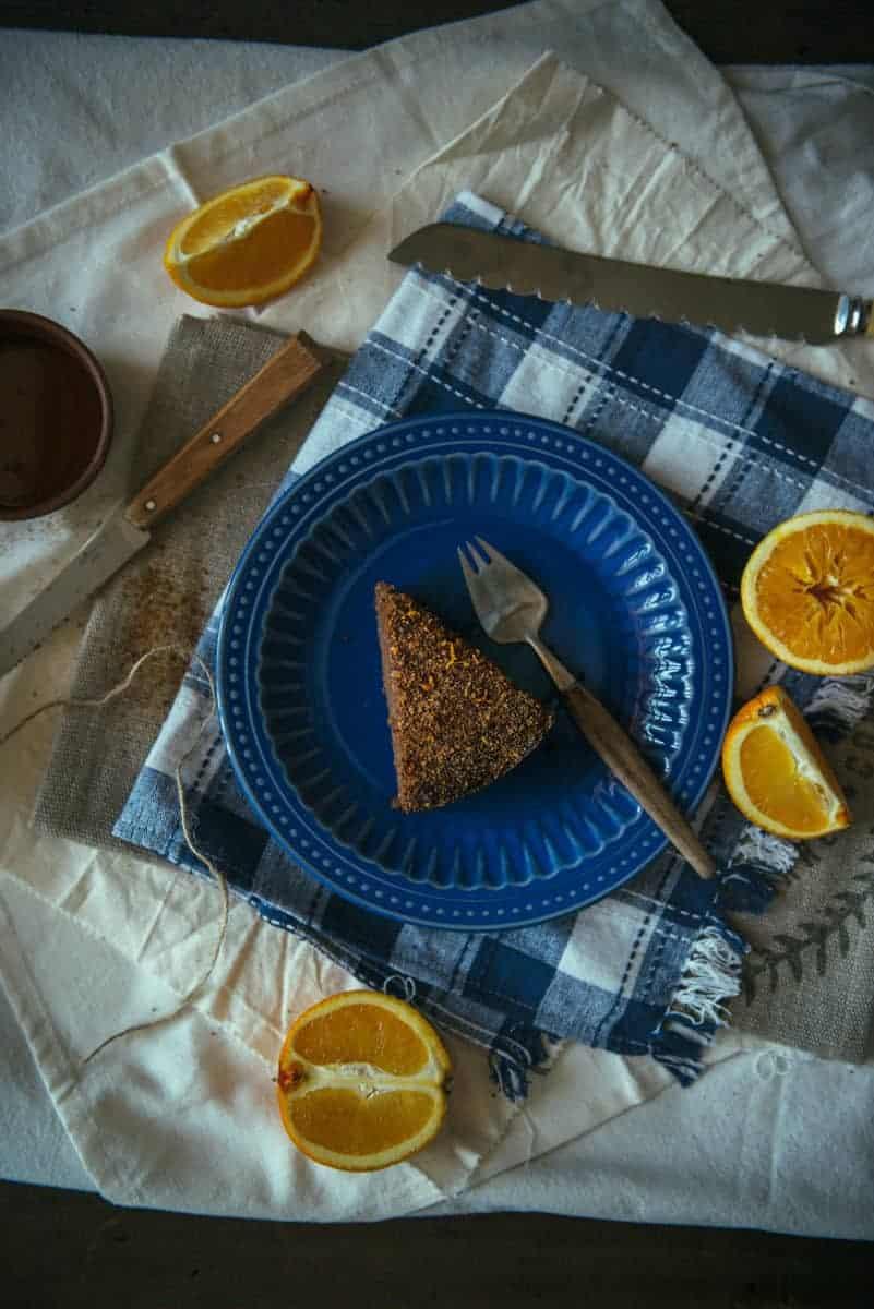 gluten free karidopita recipe