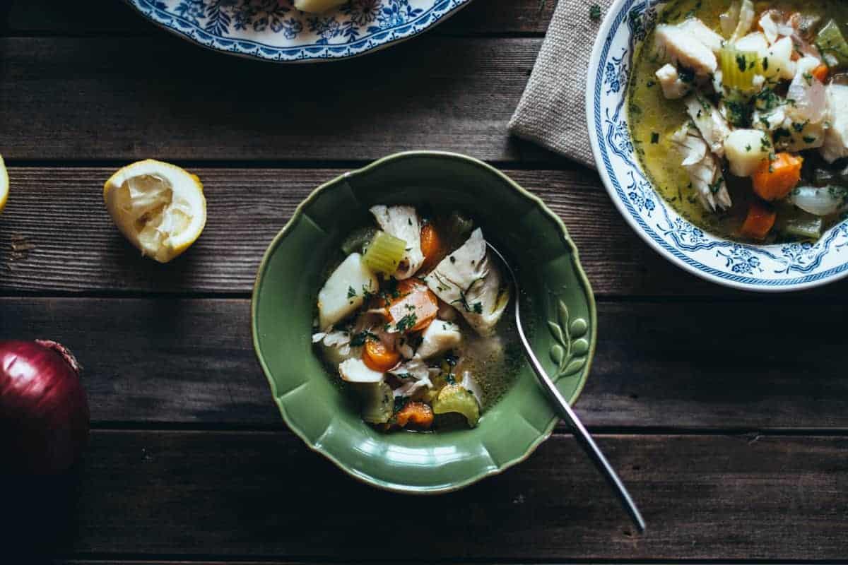 psarosoupa recipe