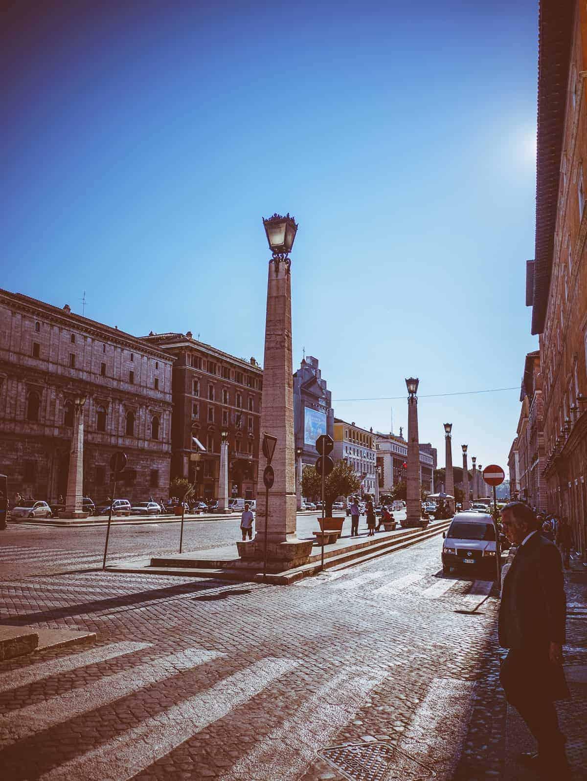 St Peter's Vatican - ex[ploring Rome