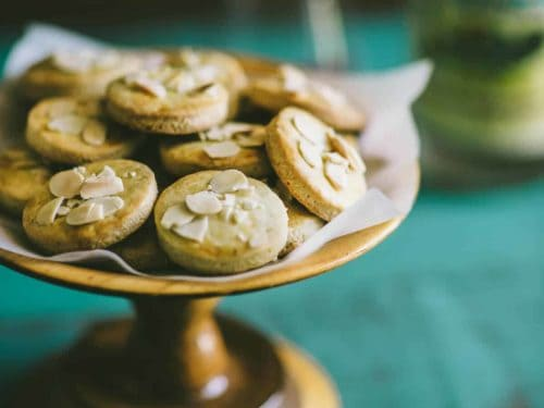 Ouzo And Lemon Biscuits Recipe Souvlaki For The Soul
