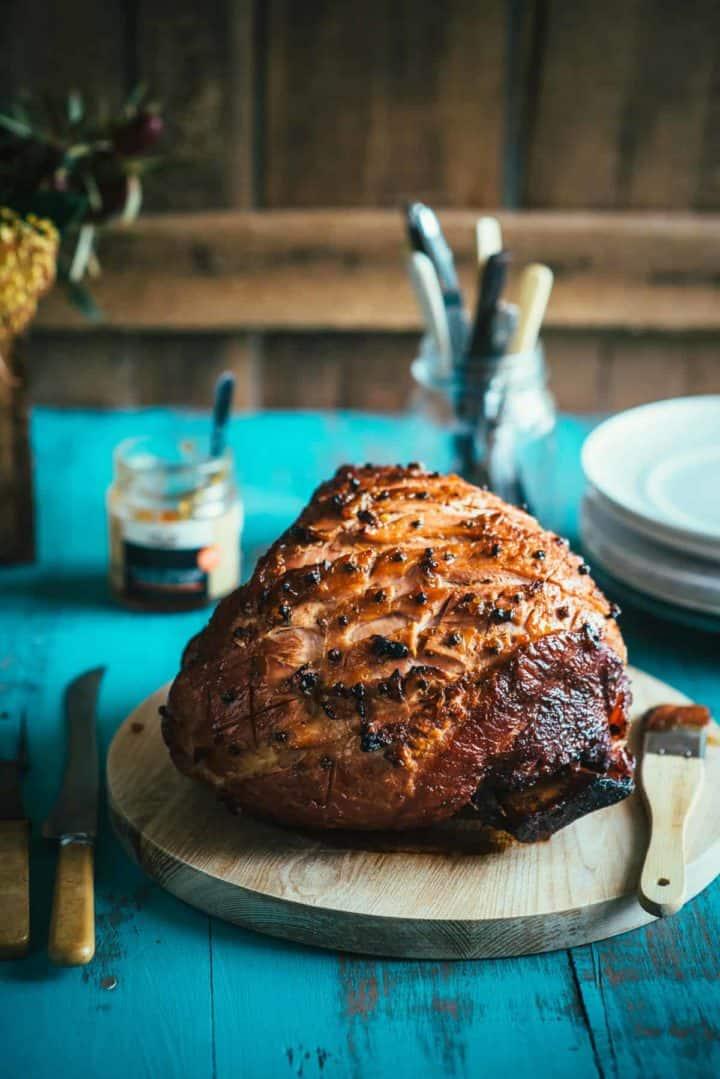 baked ham for Xmas
