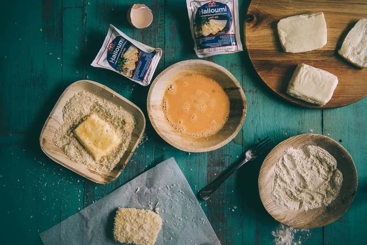 Dodoni halloumi cheese