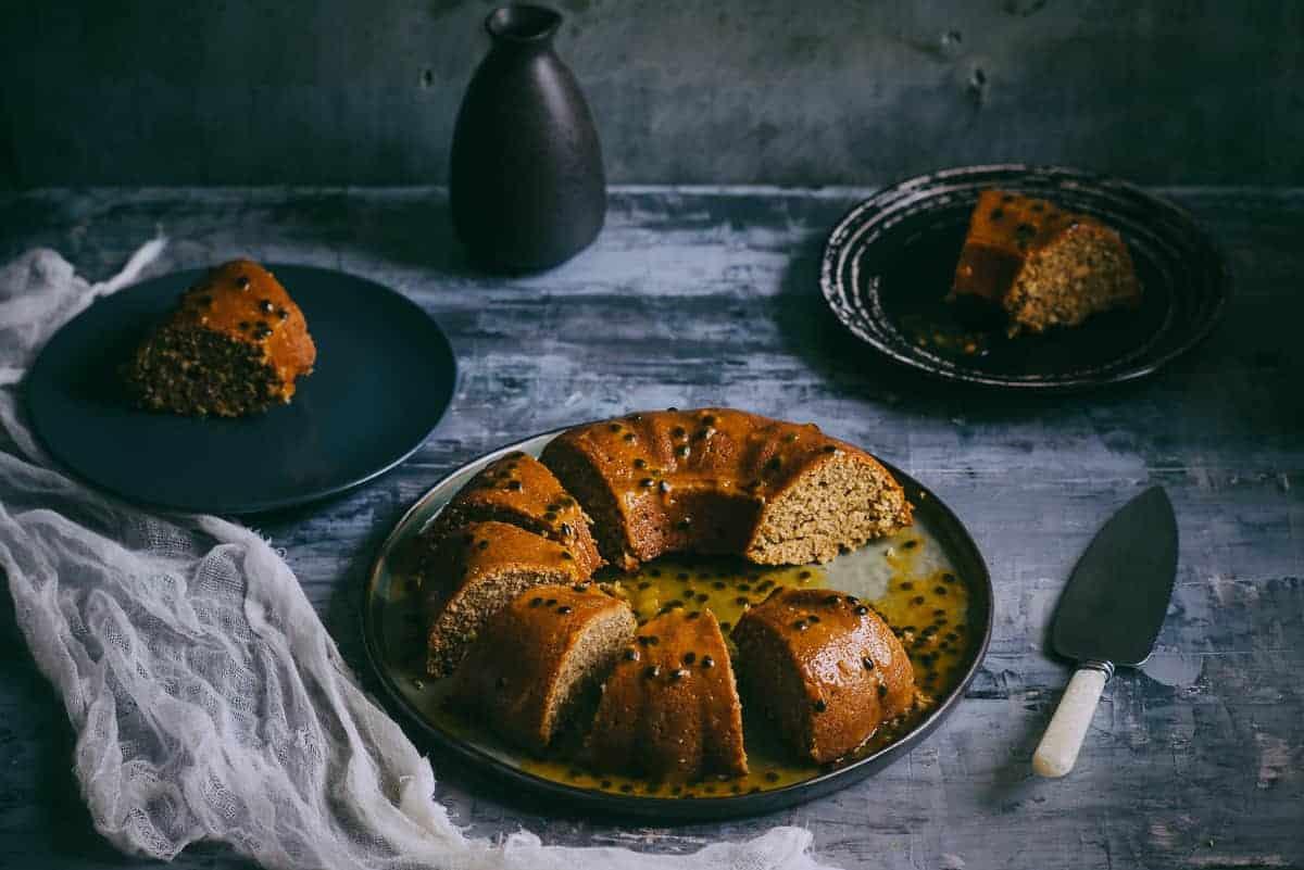 mango and coconut cake recipe