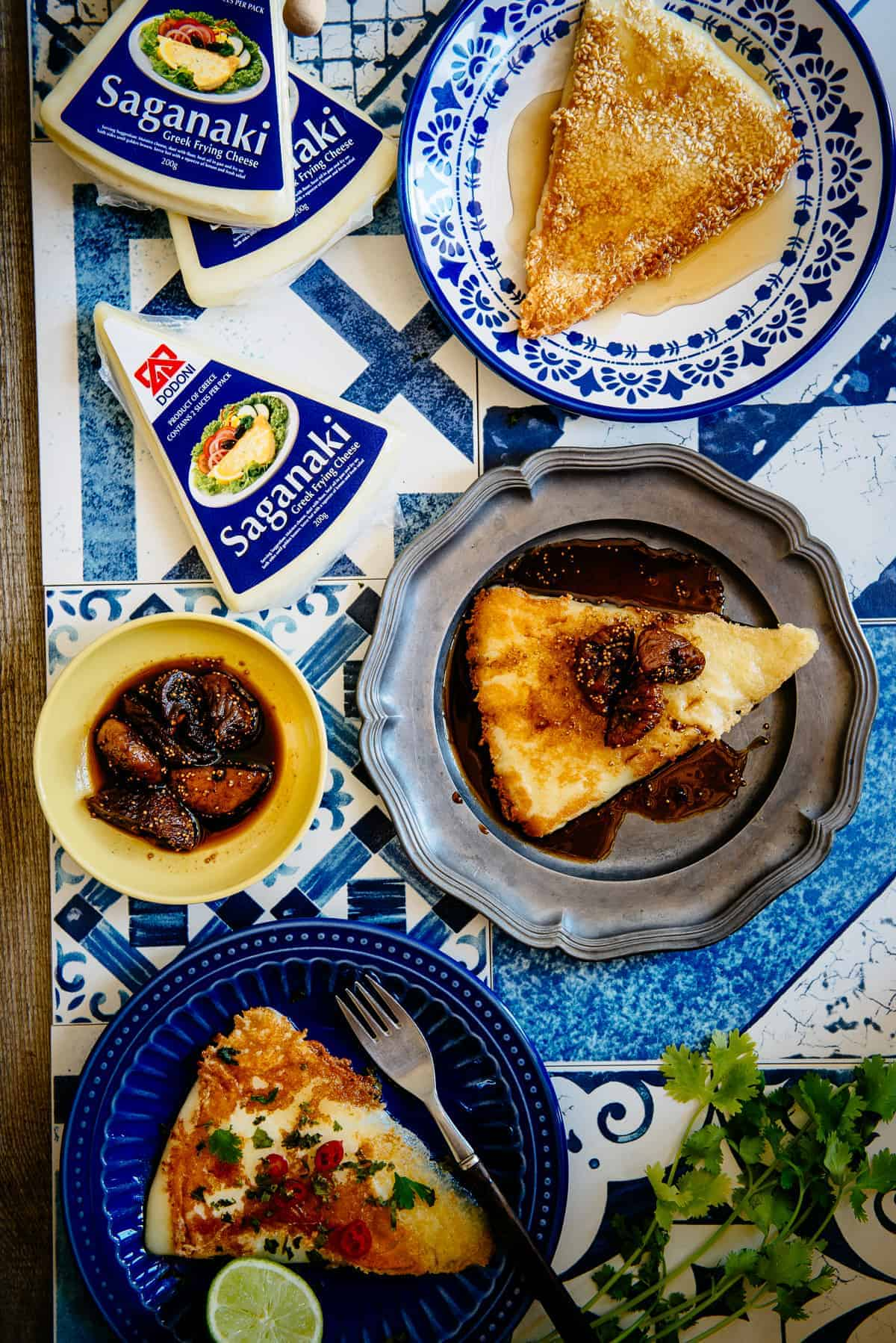 Dodoni Saganaki Cheese